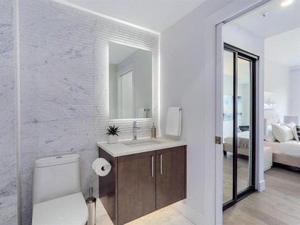 GuestBathroom at 306 - 5700 Larch Street, Kerrisdale, Vancouver West
