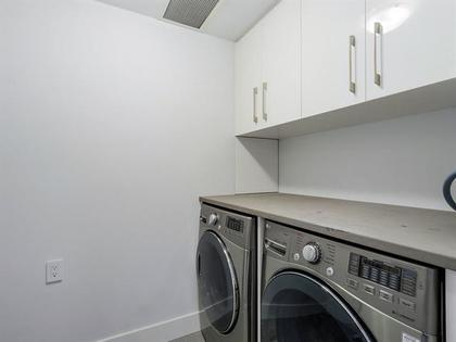 Laundry at 306 - 5700 Larch Street, Kerrisdale, Vancouver West