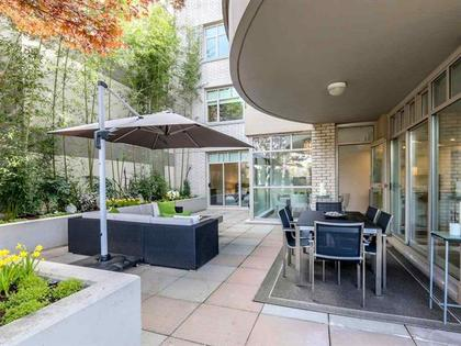 Patio2 at 306 - 5700 Larch Street, Kerrisdale, Vancouver West