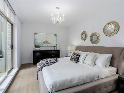 MasterBedroom at 306 - 5700 Larch Street, Kerrisdale, Vancouver West
