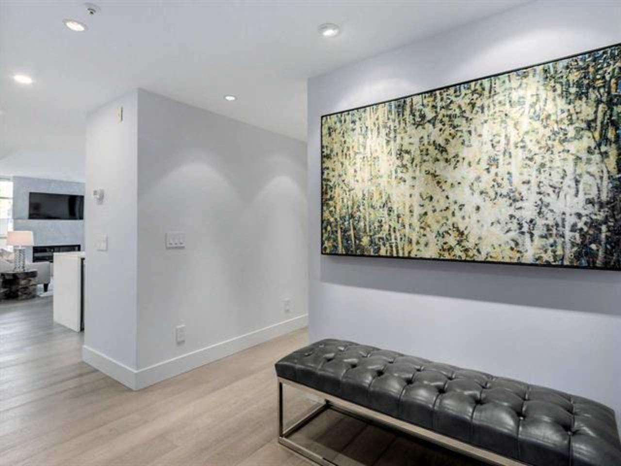 Hallway at 306 - 5700 Larch Street, Kerrisdale, Vancouver West