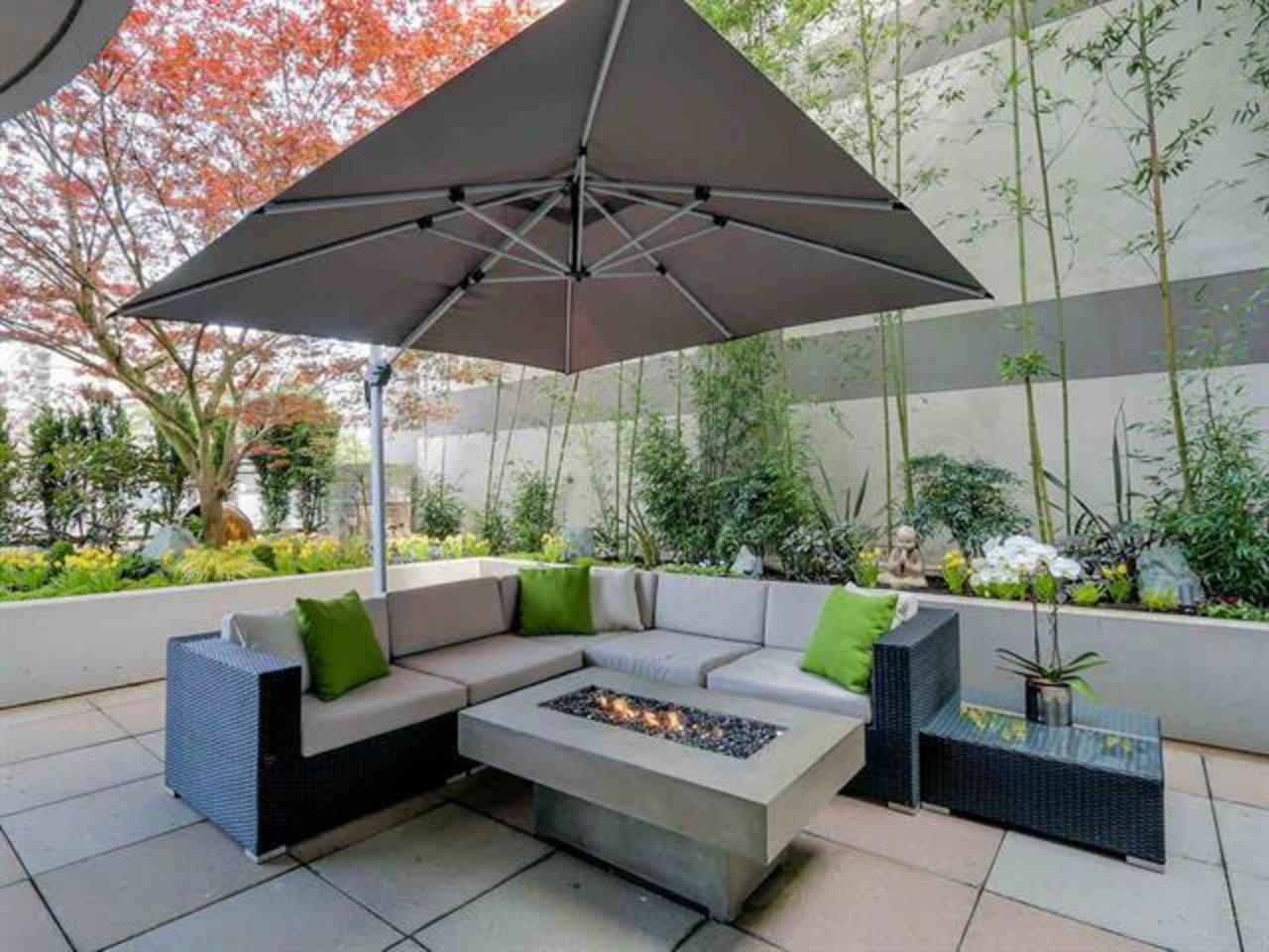 Patio3 at 306 - 5700 Larch Street, Kerrisdale, Vancouver West