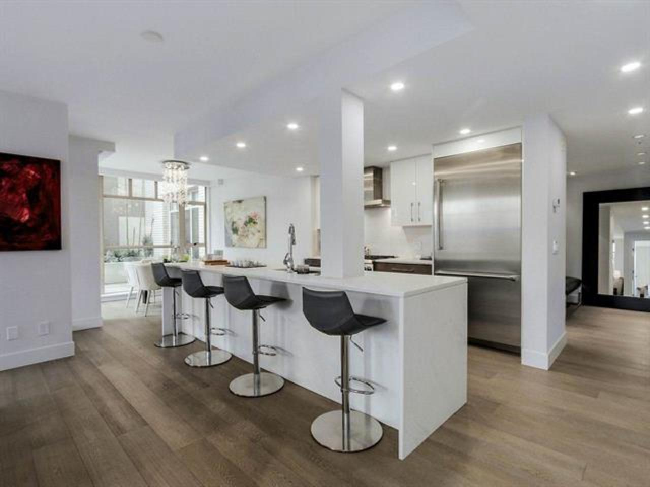 Kitchen at 306 - 5700 Larch Street, Kerrisdale, Vancouver West