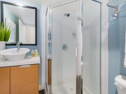 Bathroom at 805 - 151 W 2nd Street, Lower Lonsdale, North Vancouver