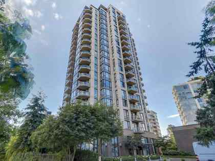 Exterior at 805 - 151 W 2nd Street, Lower Lonsdale, North Vancouver