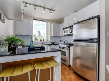 Kitchen4 at 805 - 151 W 2nd Street, Lower Lonsdale, North Vancouver