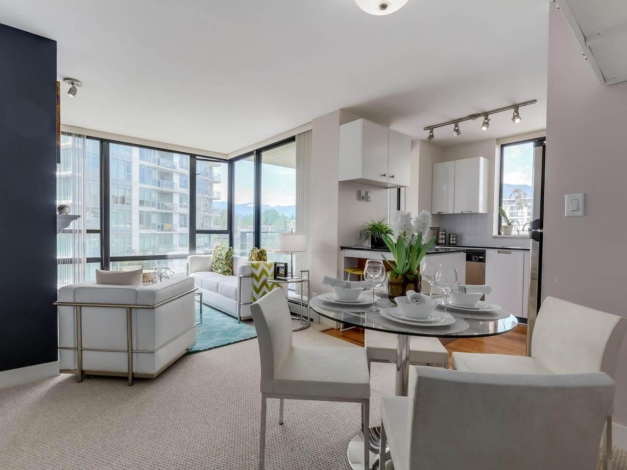 Living at 805 - 151 W 2nd Street, Lower Lonsdale, North Vancouver
