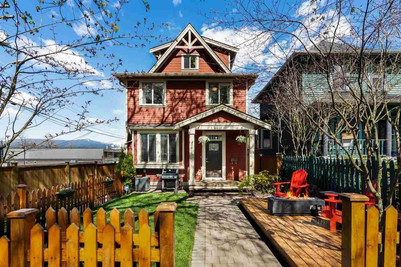 1723 Napier Street, Grandview Woodland, Vancouver East