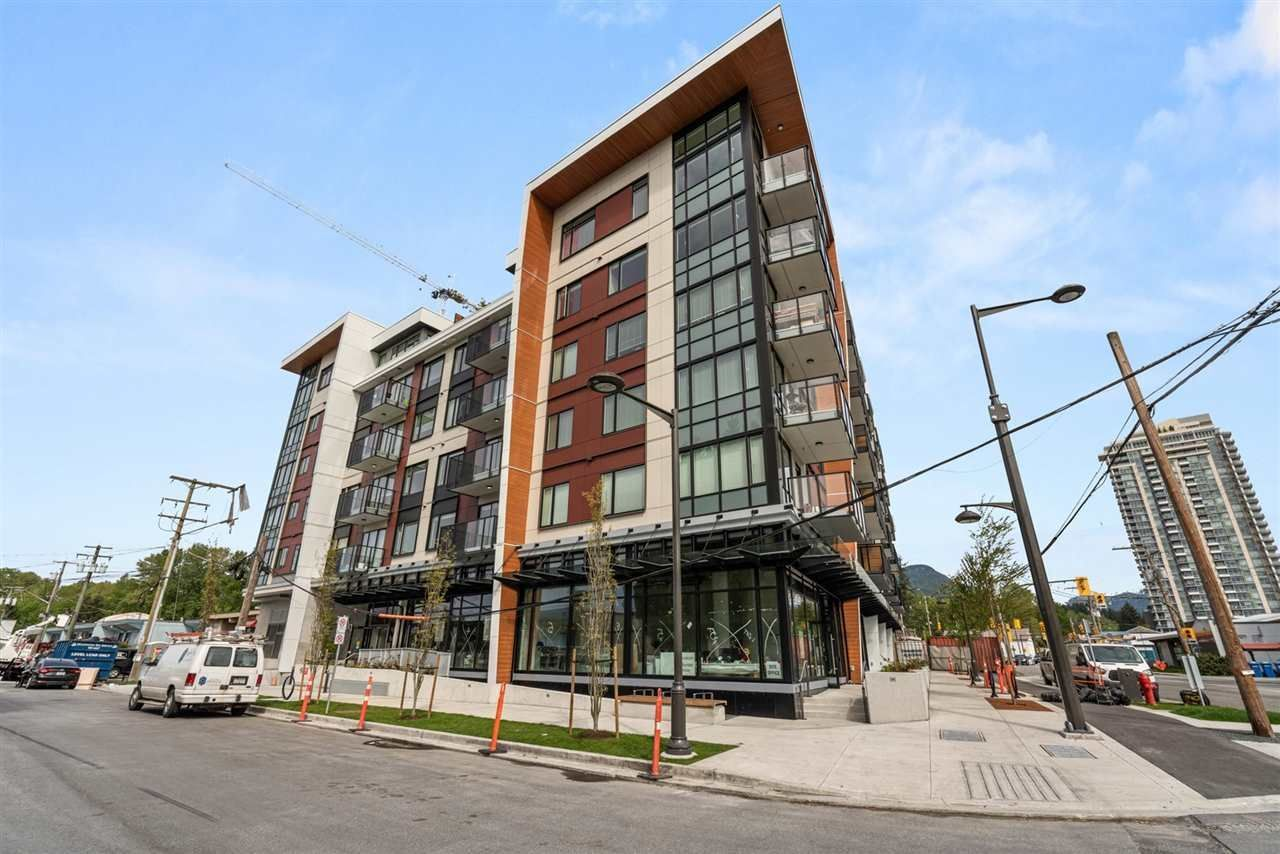 306 - 1496 Charlotte Road, Lynnmour, North Vancouver