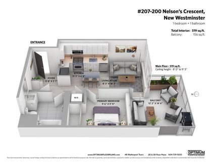200-nelsons-crescent-sapperton-new-westminster-13 at 207 - 200 Nelson's Crescent, Sapperton, New Westminster