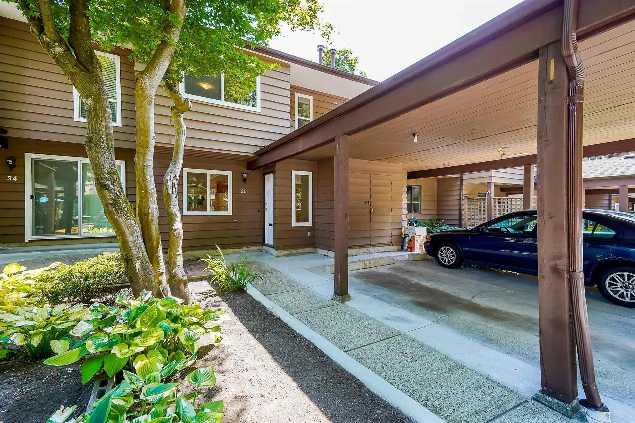 35 - 1140 Eagleridge Drive, Eagle Ridge CQ, Coquitlam