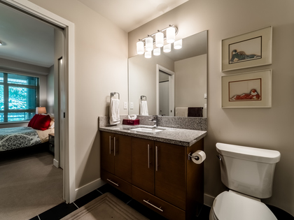 Ensuite at 302 - 3294 Mt. Seymour Parkway, Northlands, North Vancouver