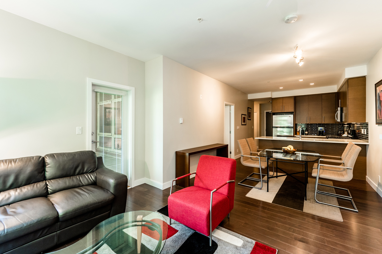 Open Concept  at 302 - 3294 Mt. Seymour Parkway, Northlands, North Vancouver