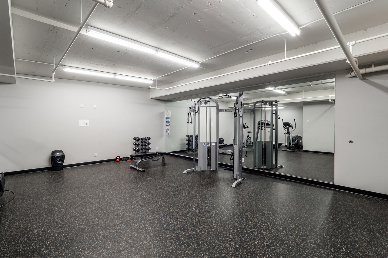 Gym at 302 - 3294 Mt. Seymour Parkway, Northlands, North Vancouver