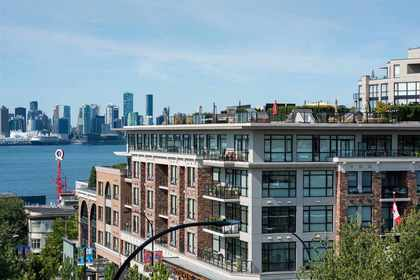 view-shot-from-steves-listing at 209 - 111 3rd Street E, Lower Lonsdale, North Vancouver
