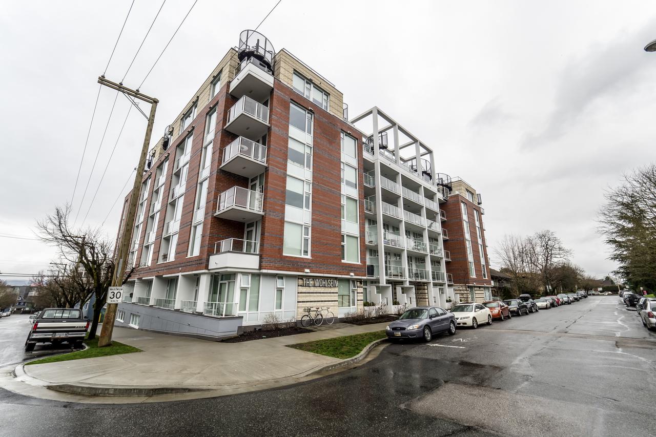 213 - 311 E 6th Avenue, Mount Pleasant VE, Vancouver East
