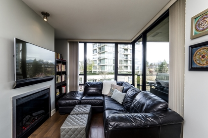 151w2-6 at 605 - 151 W 2nd Street, Lower Lonsdale, North Vancouver