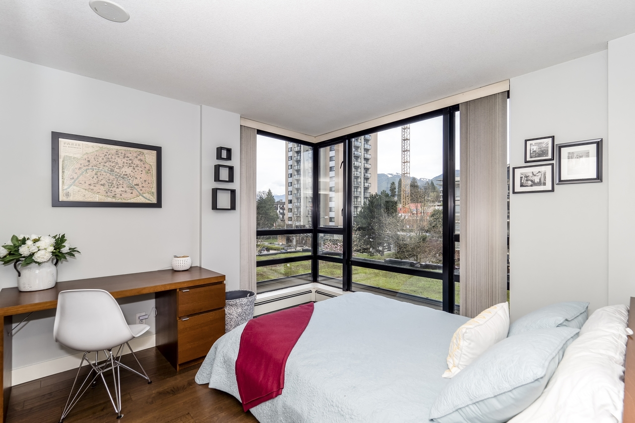 151w2-18 at 605 - 151 W 2nd Street, Lower Lonsdale, North Vancouver