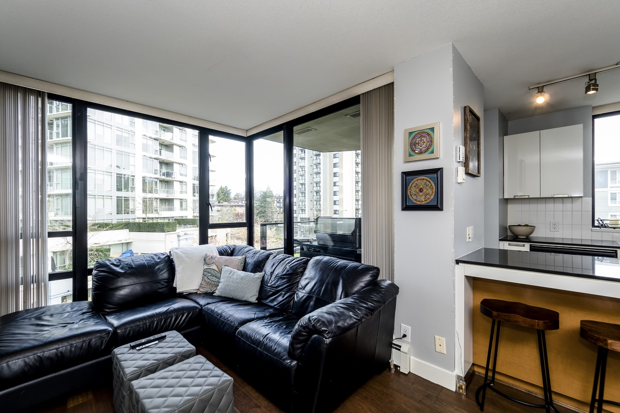 151w2-7 at 605 - 151 W 2nd Street, Lower Lonsdale, North Vancouver
