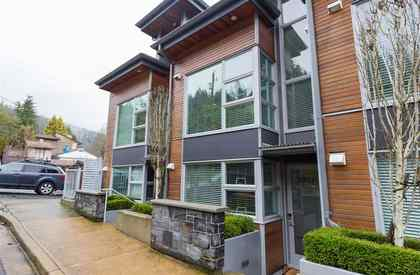 exterior at 2222 Caledonia Avenue, Deep Cove, North Vancouver