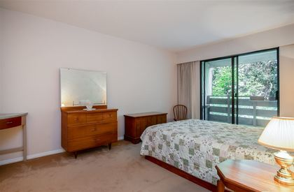 bed2 at 208 - 414 Draycott Road, Lynn Valley, North Vancouver