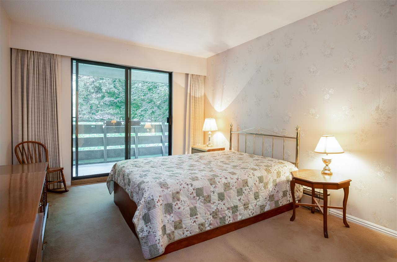 bedroom at 208 - 414 Draycott Road, Lynn Valley, North Vancouver