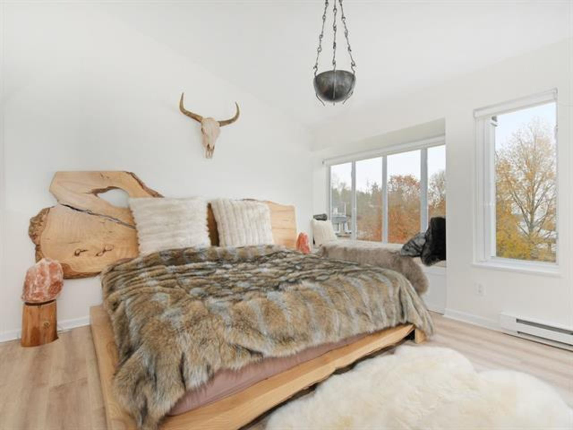 river-view-bed at 17 - 2138 E Kent Avenue, Vancouver East