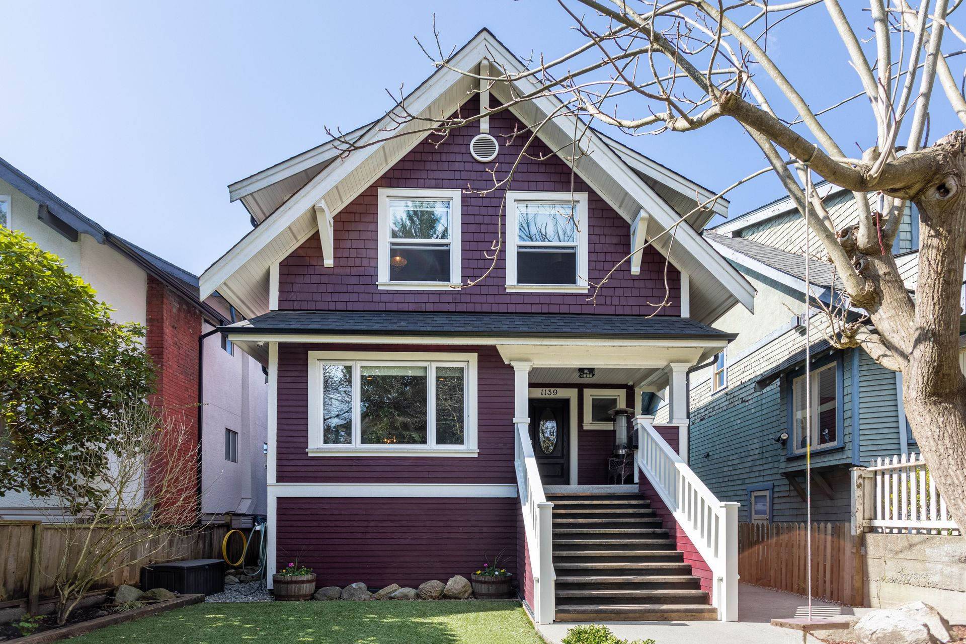 1139 Lily Street, Grandview Woodland, Vancouver East