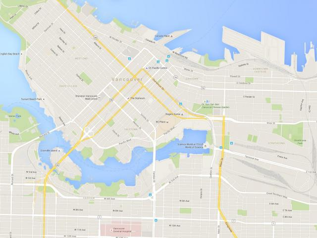MLS® Search on Google™ Maps