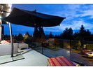 patio-view at 3570 Calder Avenue, Upper Lonsdale, North Vancouver