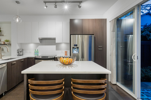 'Breakfast bar' at 61 - 1320 Riley Street, Burke Mountain, Coquitlam
