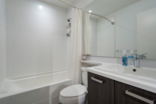 '4 piece guest bath' at 61 - 1320 Riley Street, Burke Mountain, Coquitlam