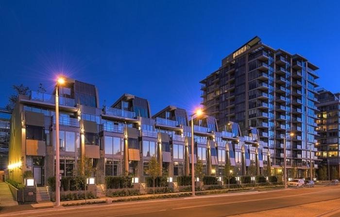 288 West 1st Avenue, False Creek, Vancouver West