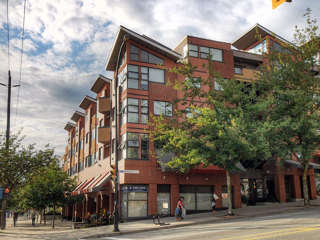 417 - 345 Lonsdale Avenue, Lower Lonsdale, North Vancouver