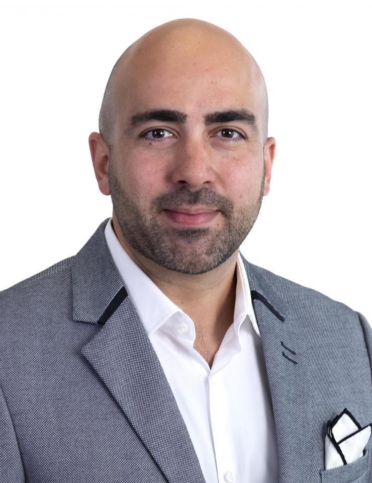 Arash Sohrabi