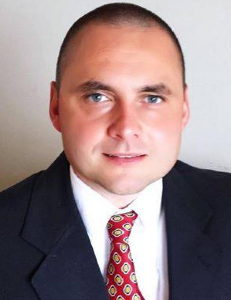 Dmitry Dolzhikov