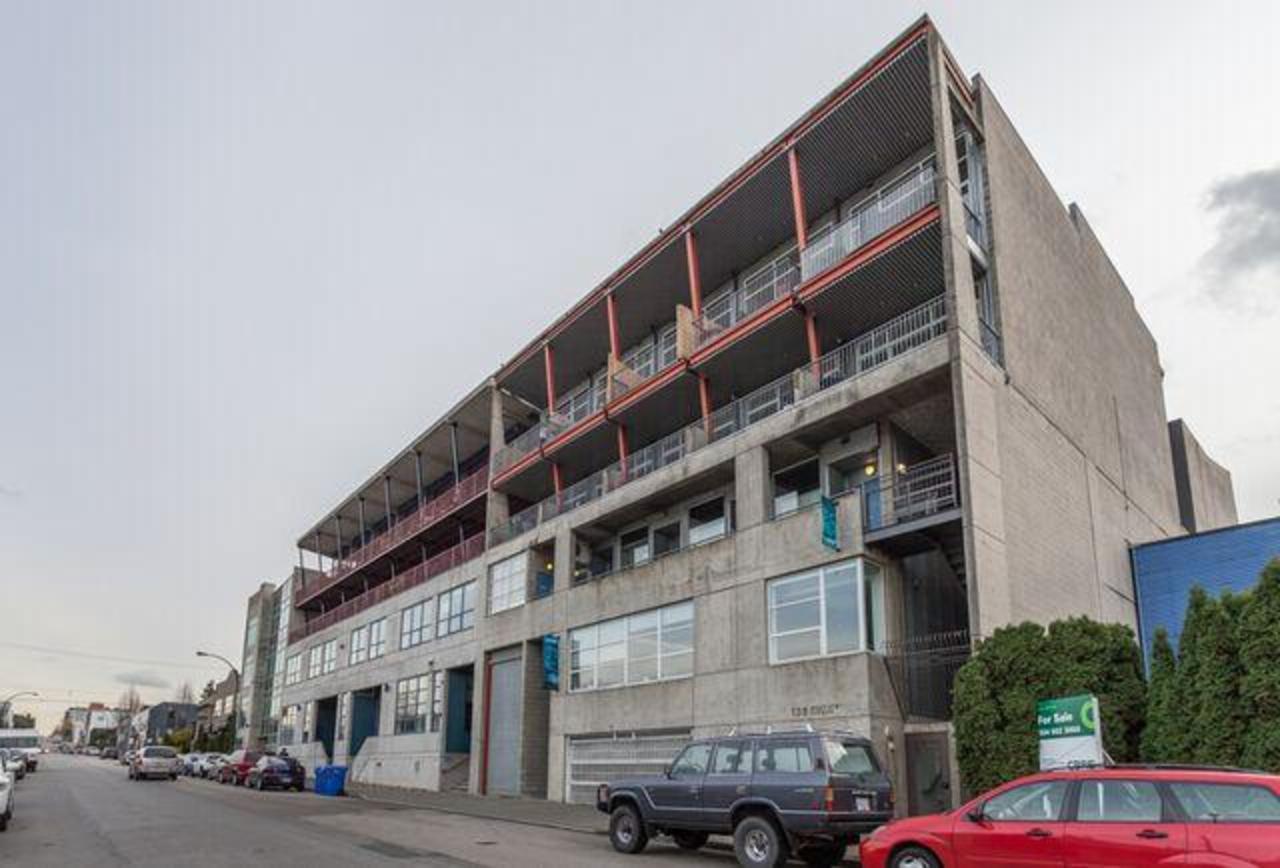 building.jpeg at 401 - 138 W 6th Avenue, Mount Pleasant VW, Vancouver West