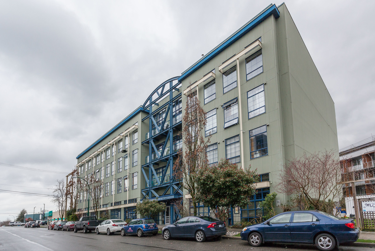 Building at 410 - 237 E 4th, Mount Pleasant VE, Vancouver East