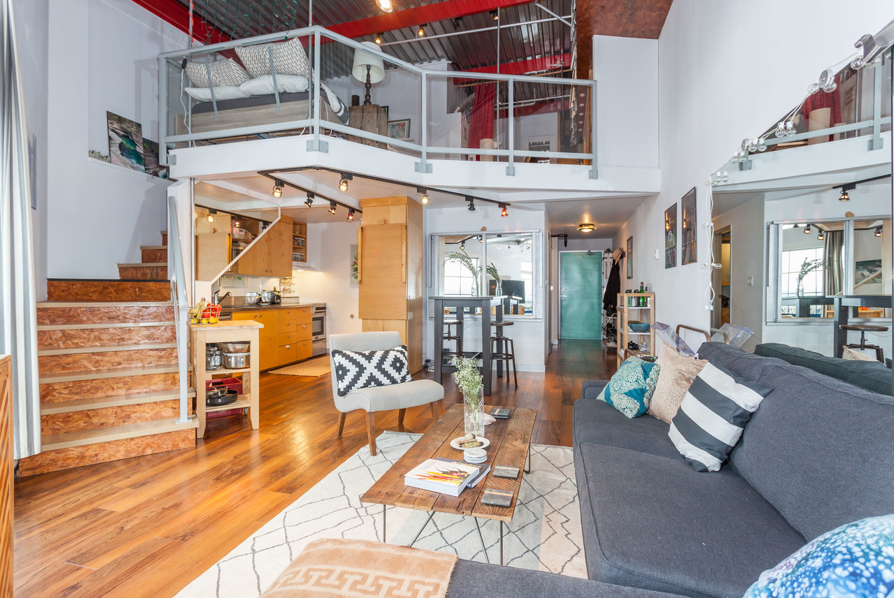 FullLivingSpace at 410 - 237 E 4th, Mount Pleasant VE, Vancouver East