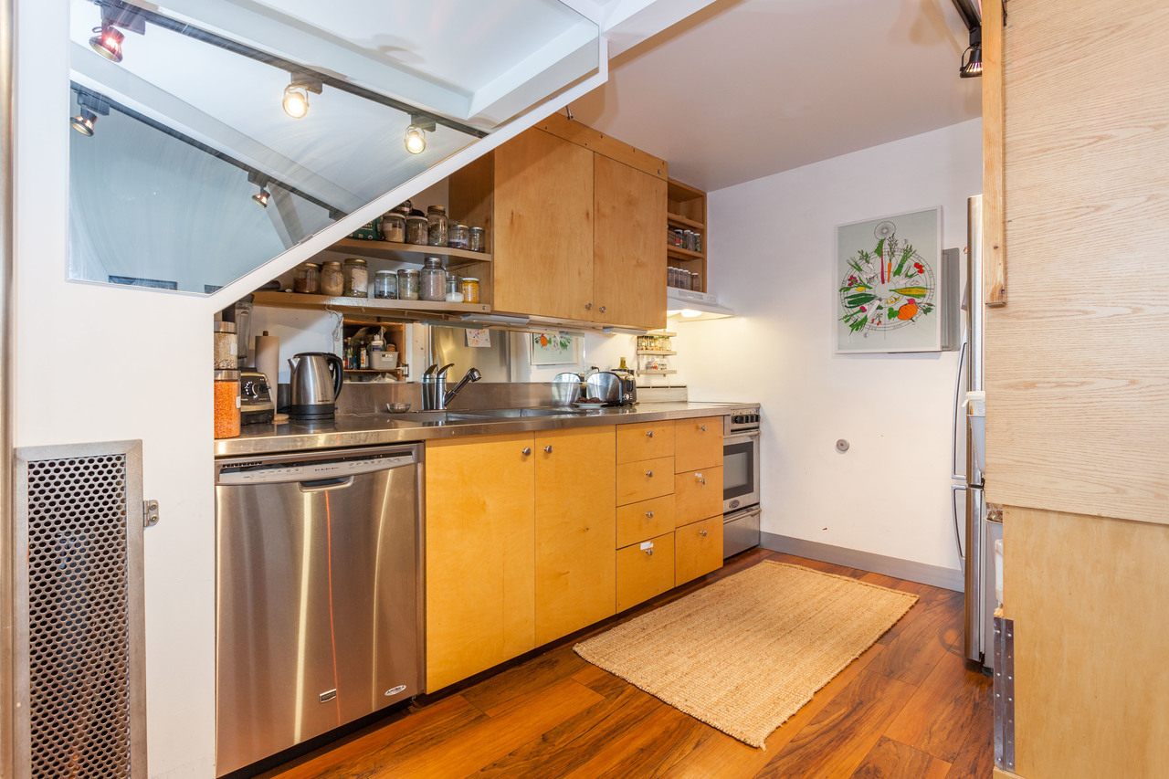 Kitchen1 at 410 - 237 E 4th, Mount Pleasant VE, Vancouver East