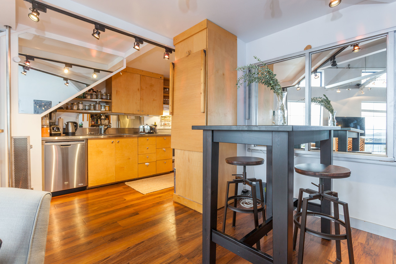 Kitchen2 at 410 - 237 E 4th, Mount Pleasant VE, Vancouver East