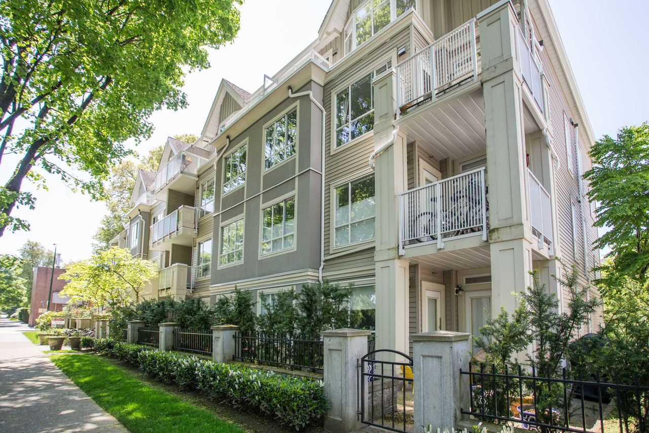 high-1 at 309 - 2755 Maple Street, Kitsilano, Vancouver West