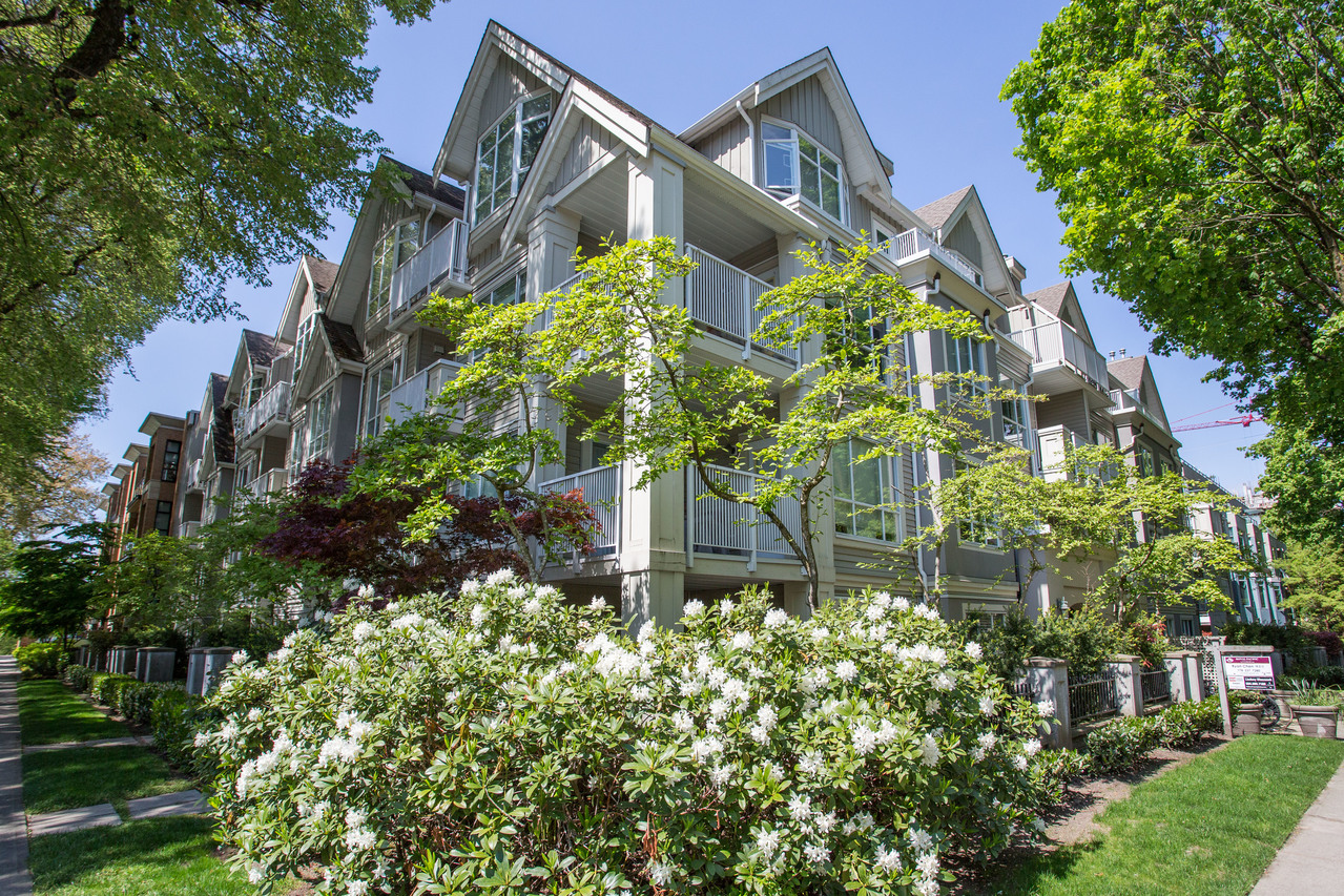 high-2 at 309 - 2755 Maple Street, Kitsilano, Vancouver West