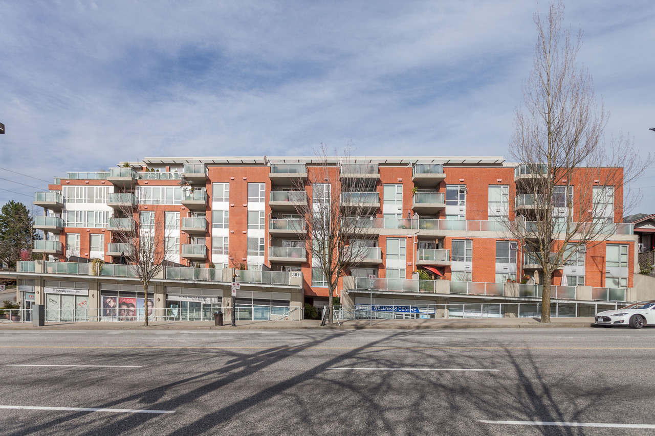 high-14 at 507 - 3811 Hastings Street, Vancouver Heights, Burnaby North