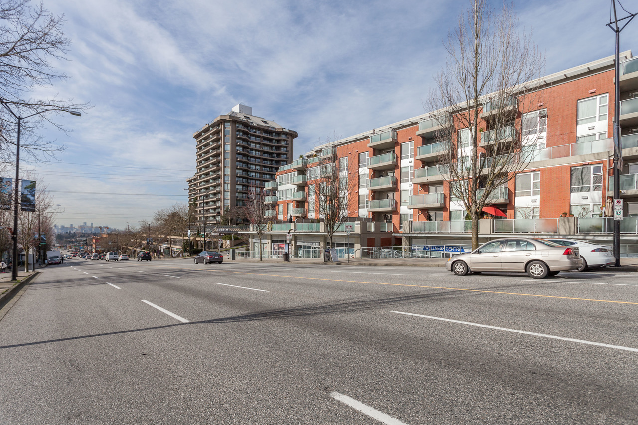 high-15 at 507 - 3811 Hastings Street, Vancouver Heights, Burnaby North