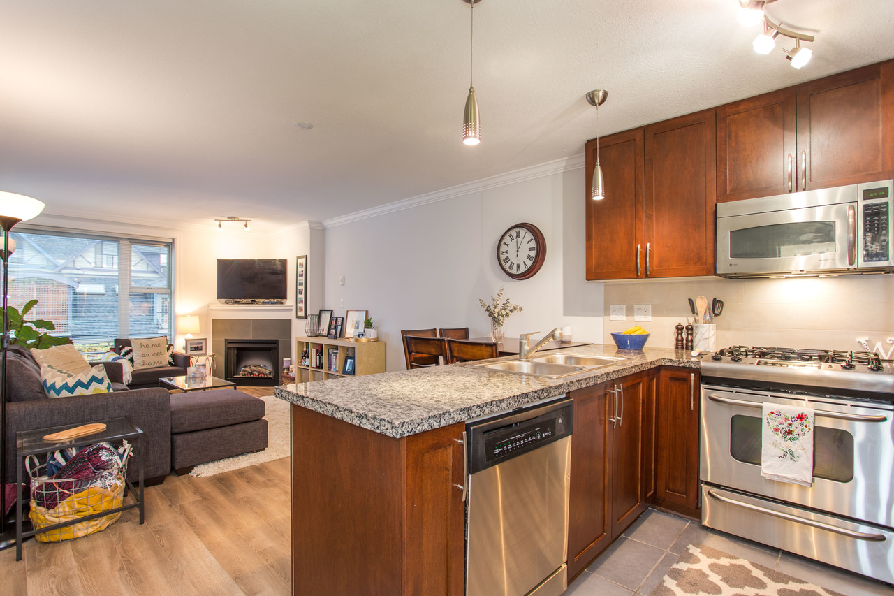 high-4 at 507 - 3811 Hastings Street, Vancouver Heights, Burnaby North
