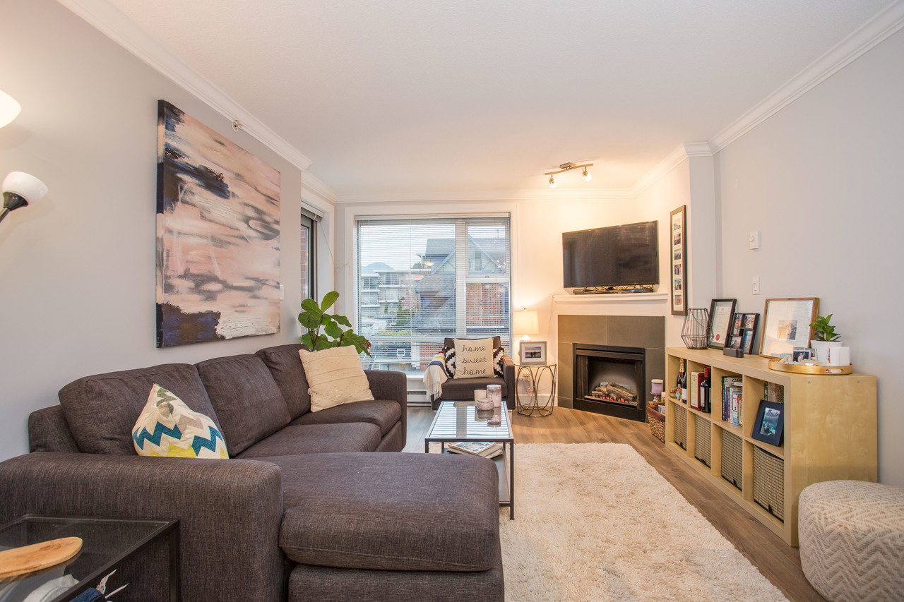 high-8 at 507 - 3811 Hastings Street, Vancouver Heights, Burnaby North