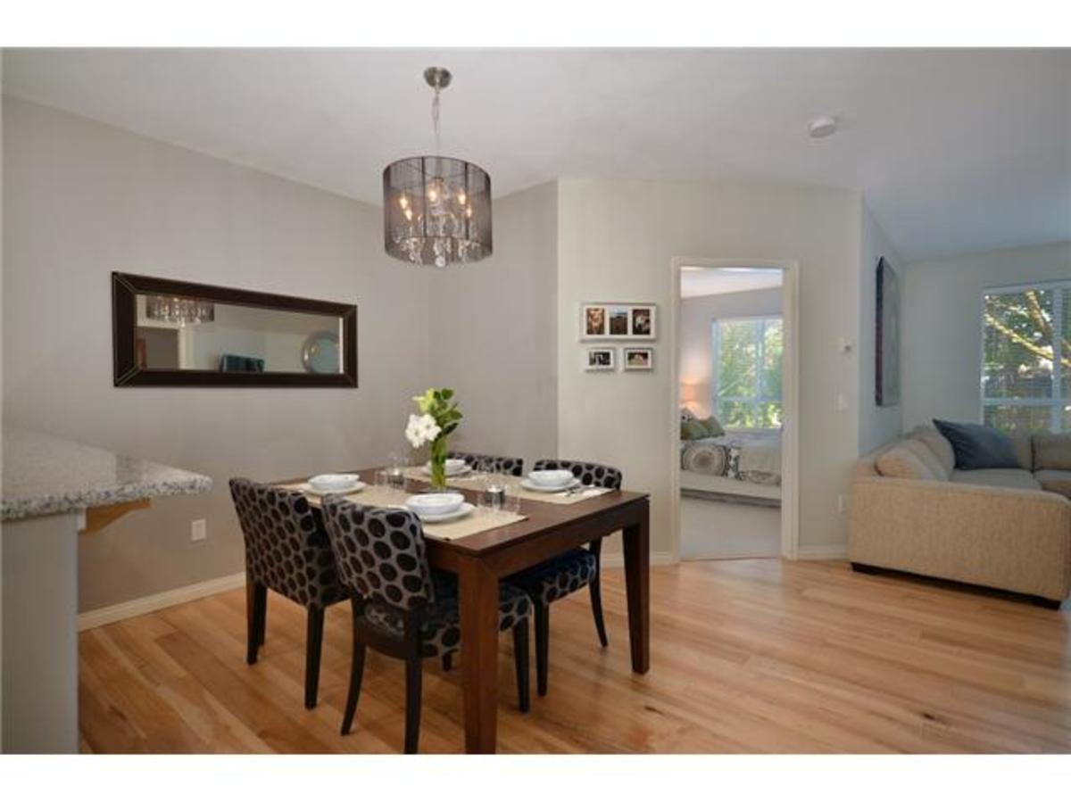 Dining Room at 309 - 2755 Maple, Kitsilano, Vancouver West