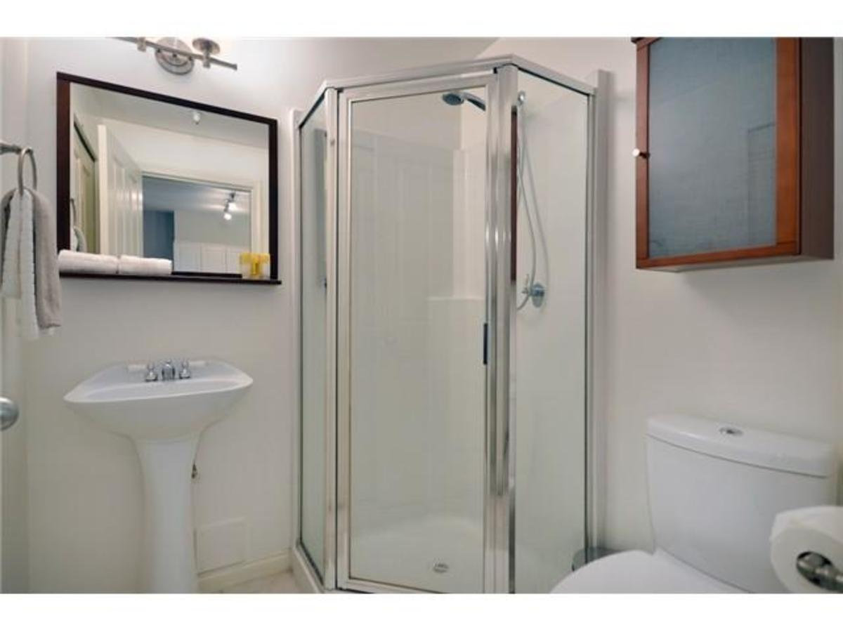 Second Bathroom at 309 - 2755 Maple, Kitsilano, Vancouver West