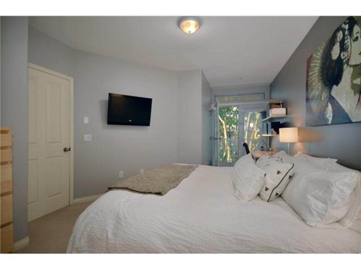 Master Bedroom at 309 - 2755 Maple, Kitsilano, Vancouver West